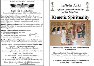 Ta-Nefer Ankh Kemetic Community - Living KemetWay